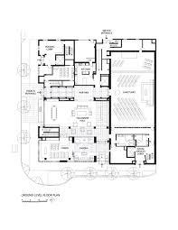 sanctuary floor plans gallery of gethsemane lutheran church olson kundig architects 2