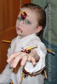 Childrens Scary Halloween Costumes 25 Homemade Zombie Costume Ideas Zombie