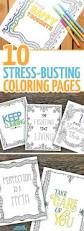 anti stress coloring book adults moms crafters