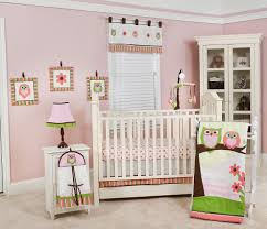 Owl Nursery Bedding Sets by Owl Crib Bedding Set Cute And Very Popular Owl Crib Bedding