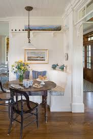 Breakfast Banquette Breakfast Nook Benches Dining Room Beach With Antique Banquette