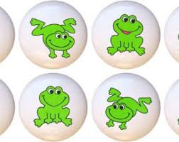 Decorative Frogs Frog Knobs Etsy