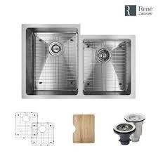 Elkay Undermount Kitchen Sinks Rene By Elkay Undermount Kitchen Sinks Homeclick