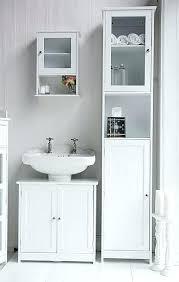 free standing bathroom storage ideas free standing bathroom shelves medium size of bathrooms