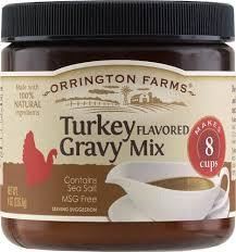 turkey gravy mix orrington farms turkey gravy mix 8 oz at menards