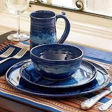 table setting western style indigo river dinnerware stuff to buy pinterest dinnerware