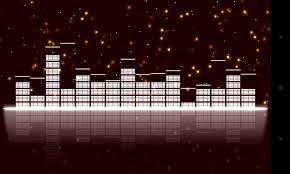 audio glow music visualizer various themes and customisations 3