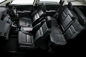 Honda Crv Interior Pictures 2012 Honda Cr V Unveiled In Japan Autoevolution