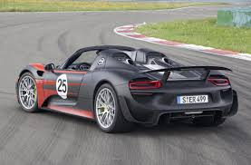 porsche 918 porsche 918 spyder revised specs and tech revealed digital trends