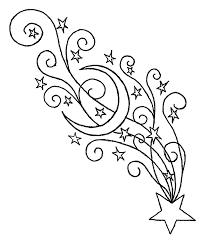 medallion star outline honor chandion clipart free clip art