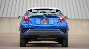 2018 toyota c hr review with price horsepower and photo gallery
