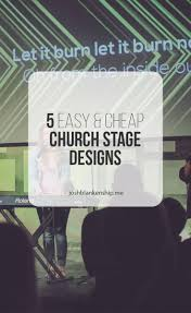 New Year Decoration For Church by Best 25 Church Stage Ideas On Pinterest Church Stage Design