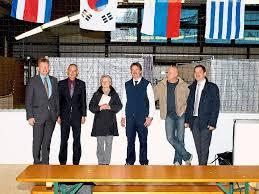 Enztal Gymnasium Bad Wildbad Bad Wildbad Flüchtlinge Ziehen In Indoor Soccer Arena Bad