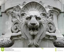 statue lions lion in a sculpture stock photo image of aires 43182332