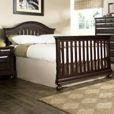 Espresso Convertible Crib by Creations Summer U0027s Evening Convertible Crib In Espresso
