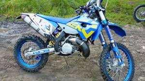 husaberg te 300 youtube