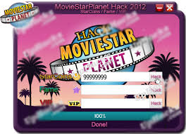 About moviestarplanet hack