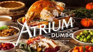 12 restaurants serving thanksgiving dinner bklyner