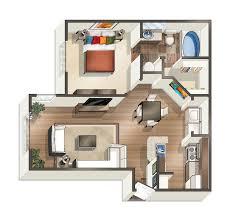 Vacation Village At Parkway Floor Plan Floor Plans North Houston Apartments The Promenade Jersey Village