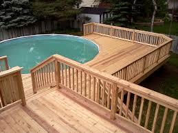 Wood Deck Design Software Free by Deck Around Pool Plans Home Design Ideas Round Loversiq