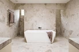 travertine titanium vein cut bathroom cdk stone