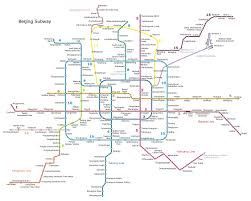 Wuhan China Map by Navigating The Underworld Best Metro Map Apps In China 外国人网