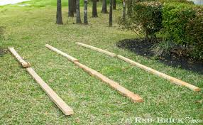 Raised Garden Beds From Pallets - pallet wood raised bed garden boxes little red brick house