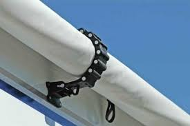Rv Awning Brands Rv Awning Clamp Black Camco 42556 Awning Accessories