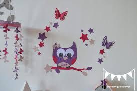 chambre bébé papillon hibou chambre bebe stickers hibou chouette actoiles papillon fille