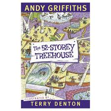 Pokemon X And Y Map The 52 Storey Treehouse By Andy Griffiths And Terry Denton Book