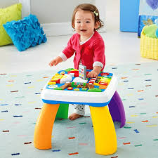 infant activity table toy laugh learn around the town learning table dhc45 fisher price