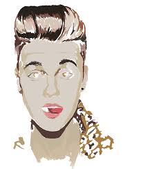justin bieber design on behance