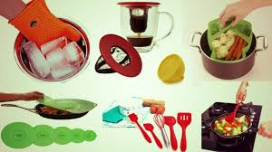 10 kitchen gadgets silicone kitchen gadgets you must have to try