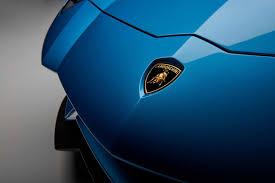 Lamborghini Aventador Horsepower - lamborghini aventador s roadster offers up 740 hp open air