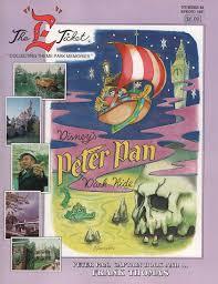 from 1955 2015 disneyland u0027s peter pan u0027s flight in