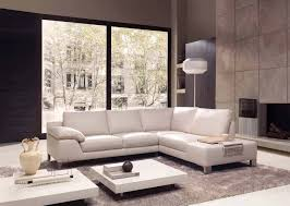awesome white grey glass wood luxury design living room interior