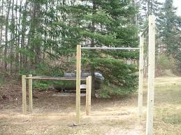 Backyard Pull Up Bar by Who Loves Pull Ups Bedroom Pinterest Homemade Gym And