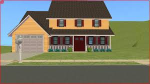 2 stories house sims 2 lot downloads 2 story family house