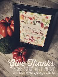 thanksgiving printable greeting cards free give thanks thanksgiving printable three little monkeys studio