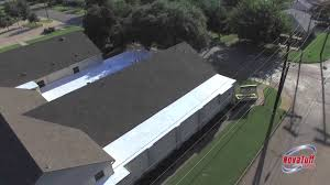 Surecoat Roof Coating by Novatuff Coatings Epoxy Roof Coatings Youtube