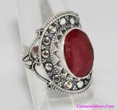 ruby sterling rings images Usa rsr204496 shop our selection of artisan jewelry size 6 75 JPG