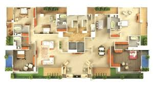 5 bedroom home plans stunning 5 bedroom house plans gallery liltigertoo