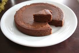 microwave eggless biscuit brownie recipe step by step