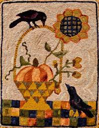 517 best felt wool rugs images on pinterest penny rugs felted