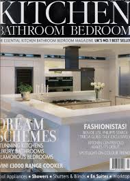 English Home Design Magazines Our Kitchen Design Hits The Front Page Of English Lifestyle