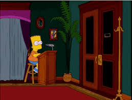 Bart Simpson Meme - bart simpson the simpsons gif by taulmaran find download on gifer