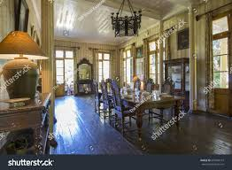 colonial interiors mauritius may 25 2017 interiors old stock photo 697049197