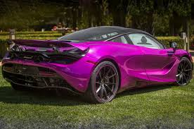 mclaren p1 custom paint job one off mclaren 720s by mso revealed at pebble beach autocar