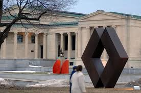koolhaas firm oma will expand albright knox art gallery in buffalo