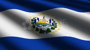 Flag El Salvador El Salvador Flag Close Up Video Clip 936192 Pond5